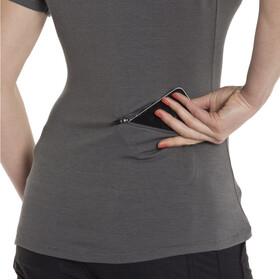Giro Mobility T-Shirt Women V-Neck dark shadow